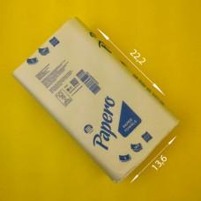 Бумажные листовые полотенца Z сложения NN 160 Papero (RN010)
