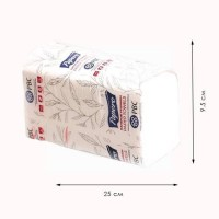 Бумажное полотенце V сложения 150 Papero