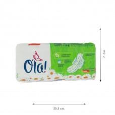 Прокладки (4 капли) Ola РОМАШКА (8 шт.) 2452