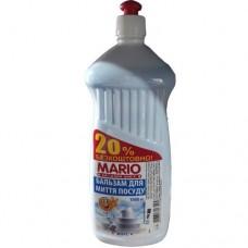 """Бальзам для посуды 1 л. """"Mario"""" МОРЕ"""