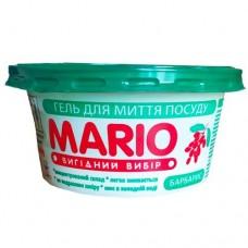 Гель для мытья посуды Mario 240 г