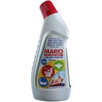 """Гель для чистки унитазов 500 мл.""""Mario"""" АТЛАНТИКА"""