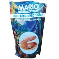 "Крем-мыло 460 мл. ""Mario"" дойпак ОКЕАН"