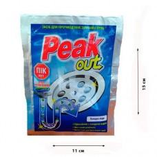 Средство для чистки труб для холодной воды 60 г Peak Out