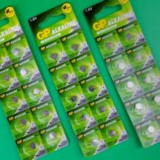 "Батарейки LR 626 ""GP Alkaline"" G4"