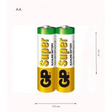 "Батарейки АА* ""GP Alkaline"" LR6"