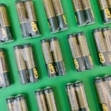"""Батарейки ААА  """"GP"""" Greencell солевые 1.5V R6"""