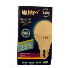 Лампа LED А60 Е27 5W 3000К