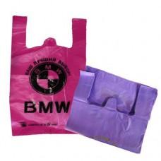 Пакет полиэтиленовый майка БМВ 44*73 (50 шт)