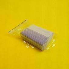Пакет струна с замком zip lock 10*12 (100 шт) зип. пакет