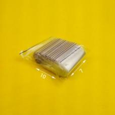 Пакет струна с замком zip lock 7*10 (100 шт) зип. пакет