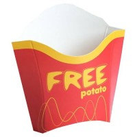 Упаковка для картошки фри (30 шт)