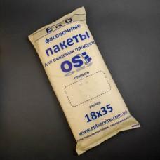 Фасовка пакет 18*35 ЭКО КРЕМ