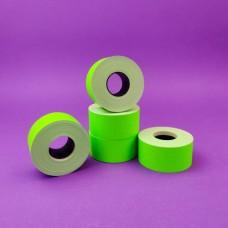 Ценник 40 х 30 зеленый 500 шт.