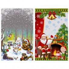 """Пакет для подарков """"С Новым Годом"""" 25*40 см (100 шт.)"""