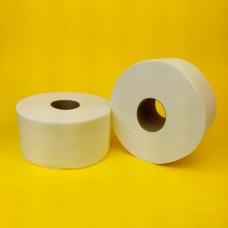 Двухслойная туалетная бумага 125 Джамбо Papero (TJ 030)