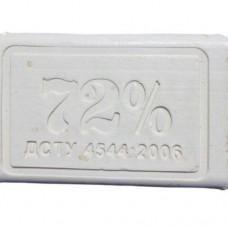 Хозяйственное мыло 72% БЕЛОЕ 200 гр