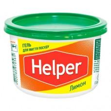 Гель для мытья посуды Helper Лимон 250 г