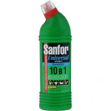 Моющее средство 10 в 1 0,750 л. SANFOR UNIVERSAL