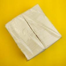 Салфетка барная белая КР (035)