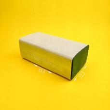Бумажное полотенце V сложения 160 л. ЗЕЛЕНОЕ