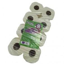 Туалетная бумага на гильзе 50 м  Paper Next (8 шт.)